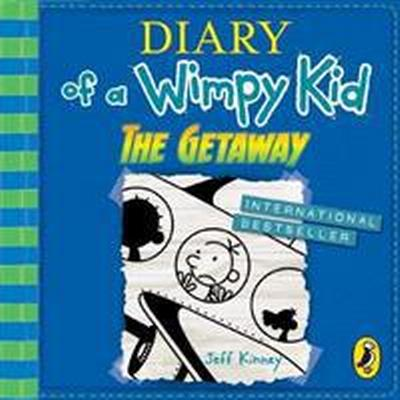 Diary of a wimpy kid: the getaway (book 12) (Övrigt format, 2017)