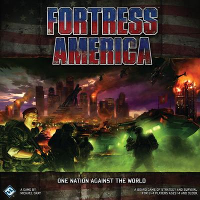 Fantasy Flight Games Fortress America