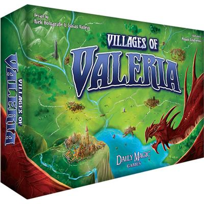 Daily Magic Games Villages of Valeria