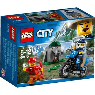 Lego City Off Road Chase 60170