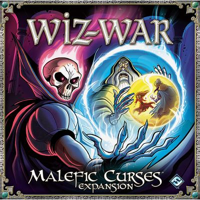 Fantasy Flight Games Wiz-War: Malefic Curses (Engelska)