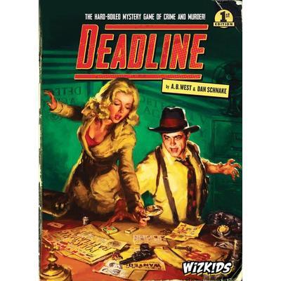 WizKids Deadline (Engelska)