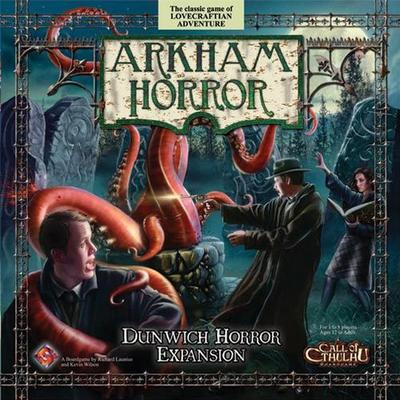 Fantasy Flight Games Arkham Horror: Dunwich Horror (Engelska)