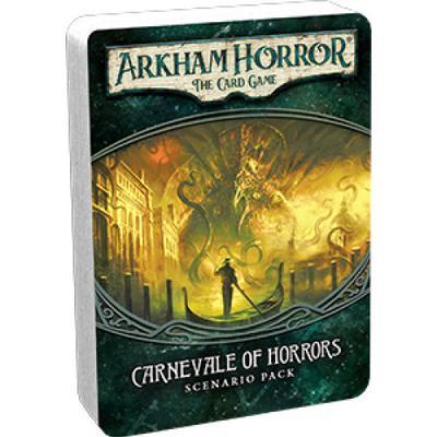 Fantasy Flight Games Arkham Horror: Carnevale of Horrors (Engelska)