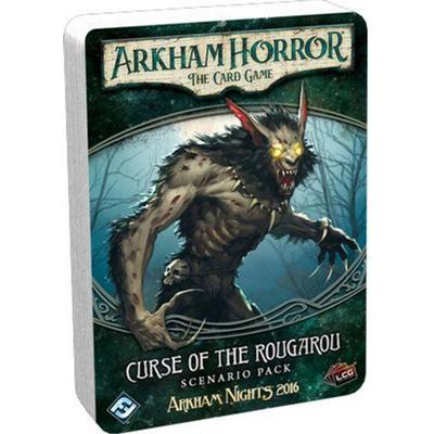 Fantasy Flight Games Arkham Horror: Curse of the Rougarou Scenario Pack