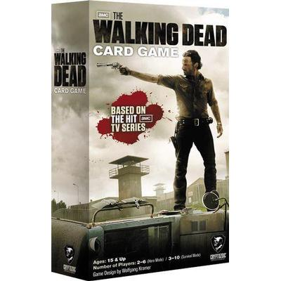 Cryptozoic The Walking Dead Card Game