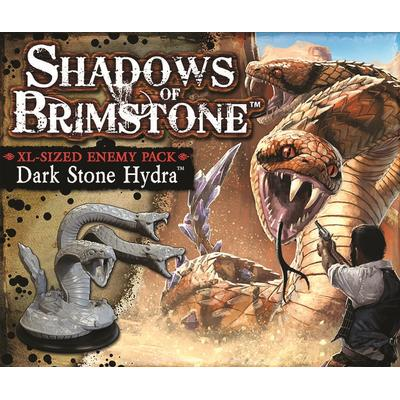 Flying Frog Productions Shadows of Brimstone: Dark Stone Hydra XL Enemy Pack