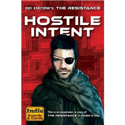 Indie Boards and Cards The Resistance: Hostile Intent