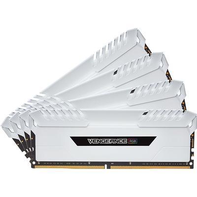Corsair Vengeance RGB DDR4 3000MHz 4x8GB (CMR32GX4M4C3000C15W)
