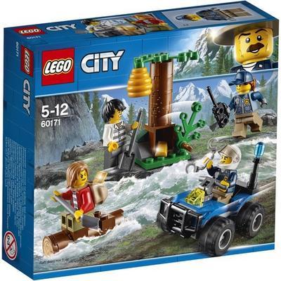 Lego City Mountain Fugitives 60171