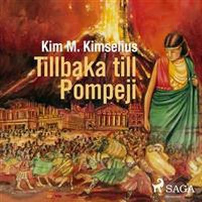Tillbaka till Pompeji (Ljudbok nedladdning, 2017)