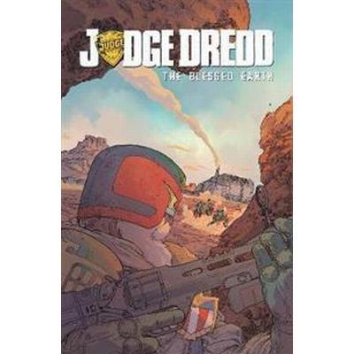 Judge Dredd: The Blessed Earth, Vol. 1 (Häftad, 2018)