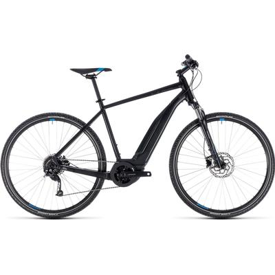 Cube Cross Hybrid One 400 2018 Male