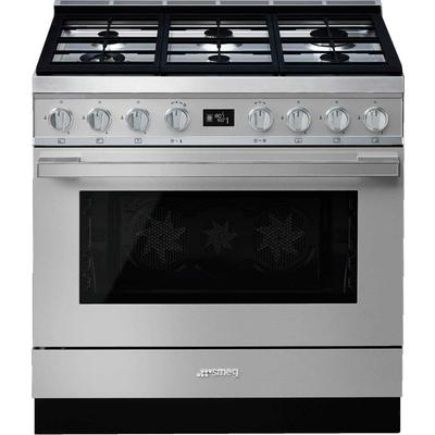 Smeg CPF9GPX Stainless Steel