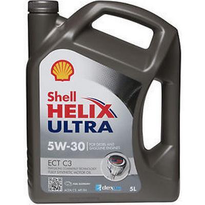 Shell Helix Ultra 5W-30 ECT C3 Motorolie