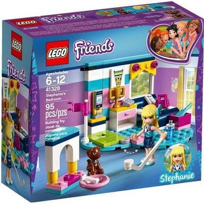 Lego Friends Stephanie's Bedroom 41328