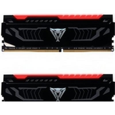 Patriot Viper Red LED Series DDR4 3000MHz 2x4GB (PVLR48G300C5K)