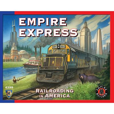 Mayfair Games Empire Express