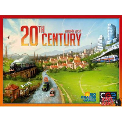 Rio Grande Games 20th Century