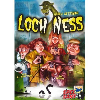 Rio Grande Games Loch Ness
