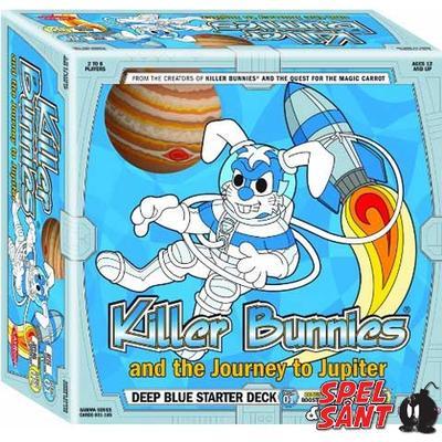 Playroom entertainment Killer Bunnies & the Journey to Jupiter