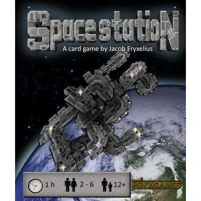 Fryxgames Space Station