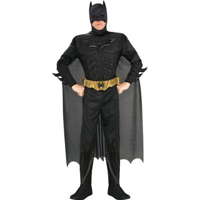 Rubies Batman Adult Deluxe with Muscle Chest