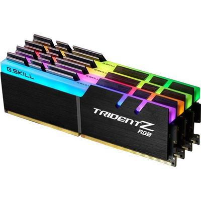 G.Skill Trident Z RGB Black DDR4 4133MHz 4x8GB (F4-4133C19Q-32GTZRF)