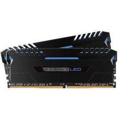 Corsair Vengeance LED DDR4 3000MHz 2x8GB (CMU16GX4M2C3000C16B)