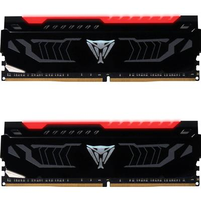 Patriot Viper Red LED Series DDR4 2666MHz 2x8GB (PVLR416G266C5K)