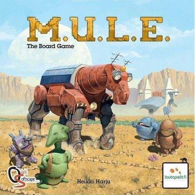 Lautapelit M.u.l.e. The Board Game