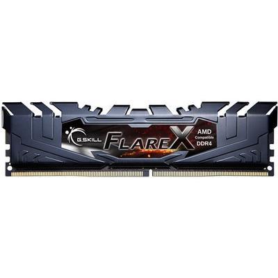 G.Skill Flare X DDR4 2400MHz 8x8GB for AMD (F4-2400C15Q2-64GFX)
