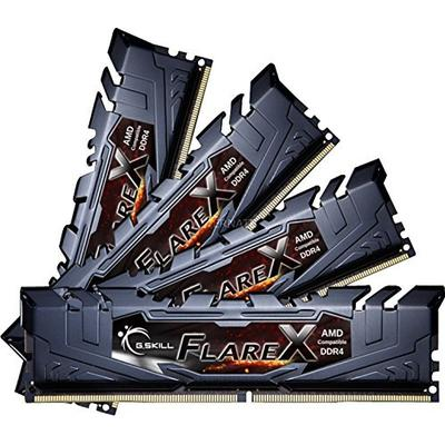 G.Skill Flare X DDR4 2933MHz 4x16GB for AMD (F4-2933C14Q-64GFX)