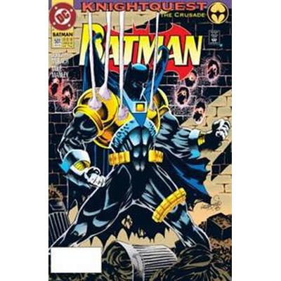 Batman: Knightfall Omnibus Vol. 2: Knightquest (Inbunden, 2017)