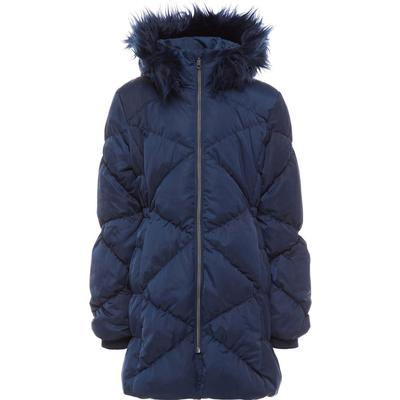 Name It Down Winter Jacket - Blue/Sky Captain (13143764)