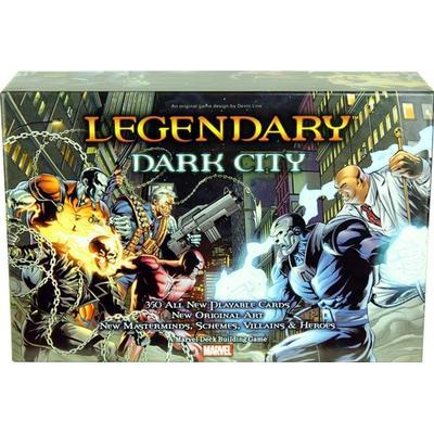 Legendary: Dark City (Engelska)