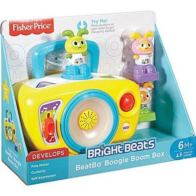 Fisher Price Brightbeats Beatbo Boogie Boom Box