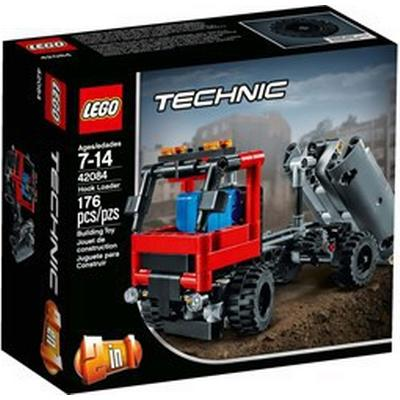 Lego Technic Hook Loader 42084