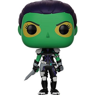 Funko Pop! Marvel Games Guardians of the Galaxy The Telltale Series Gamora