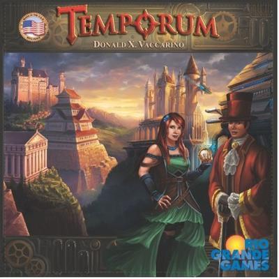 Rio Grande Games Temporum (Engelska)