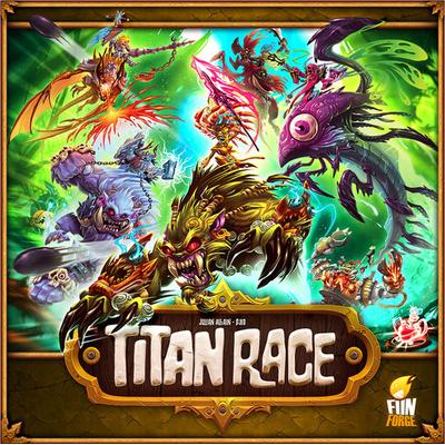 Funforge Titan Race