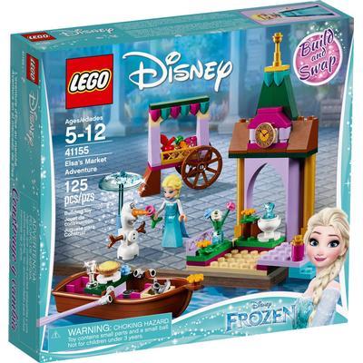 Lego Disney Elsa's Market Adventure 41155