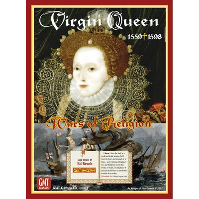 GMT Games Virgin Queen (Engelska)