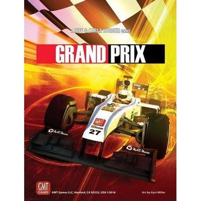 GMT Games Grand Prix (Engelska)