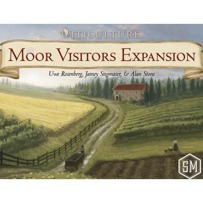 Stonemaier Viticulture: Moor Visitors
