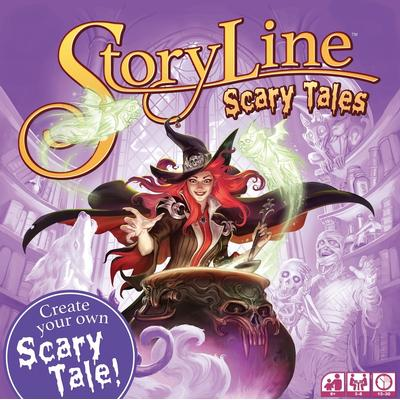 Asmodee StoryLine Scary Tales