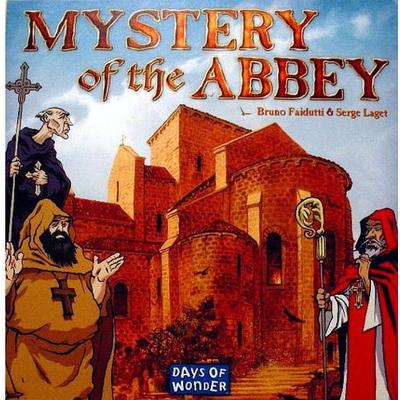 Days of Wonder Mystery of the Abbey (Engelska)