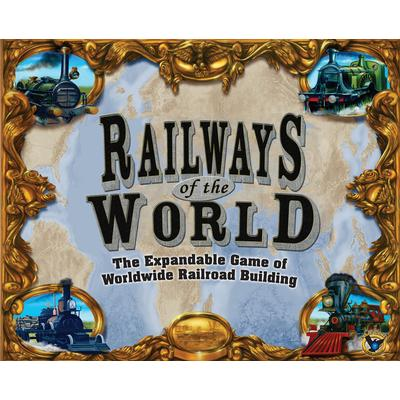 Eagle-Gryphon Games Railways of the World