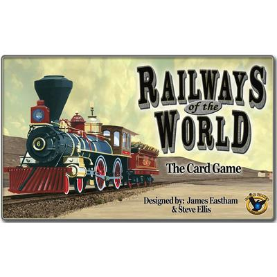 Eagle-Gryphon Games Railways of the World: The Card Game