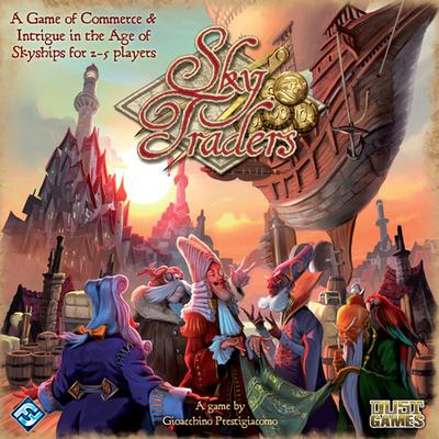 Fantasy Flight Games Sky Traders